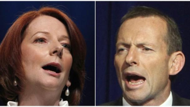 Gillard will an der Macht bleiben