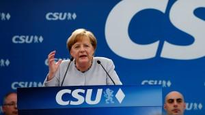 Deutschland muss heikle Entscheidungen treffen