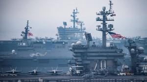 """""""Nordkorea ist eine direkte Bedrohung für Amerika"""""""