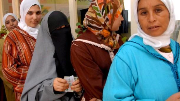 Islamisten verfehlen Wahlziel