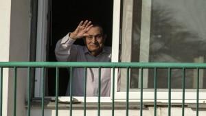 Ägyptens Ex-Präsident Mubarak ist frei