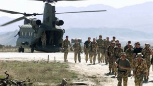 Neue Offensive in Afghanistan