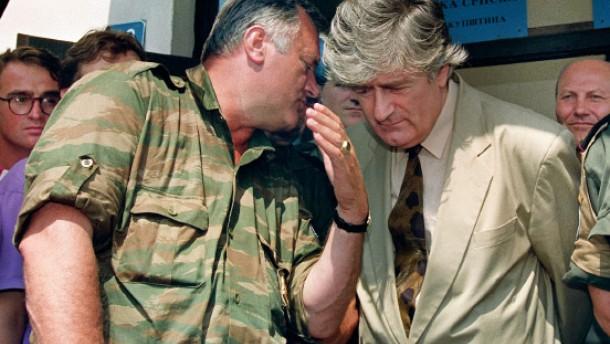 """""""Mladic wird bis Ende August verhaftet"""""""