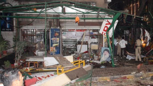 Deutscher unter Verletzten bei Anschlag in Pune