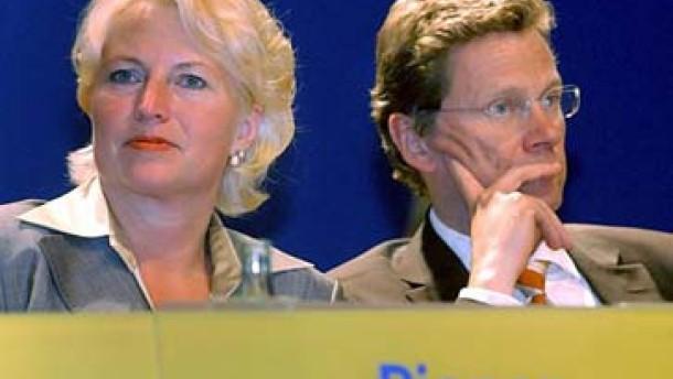 Liberale rechnen mit Piepers Kandidatur für Parteispitze
