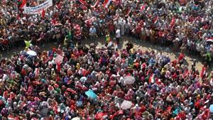Die Wiederholungstäter vom Tahrir-Platz