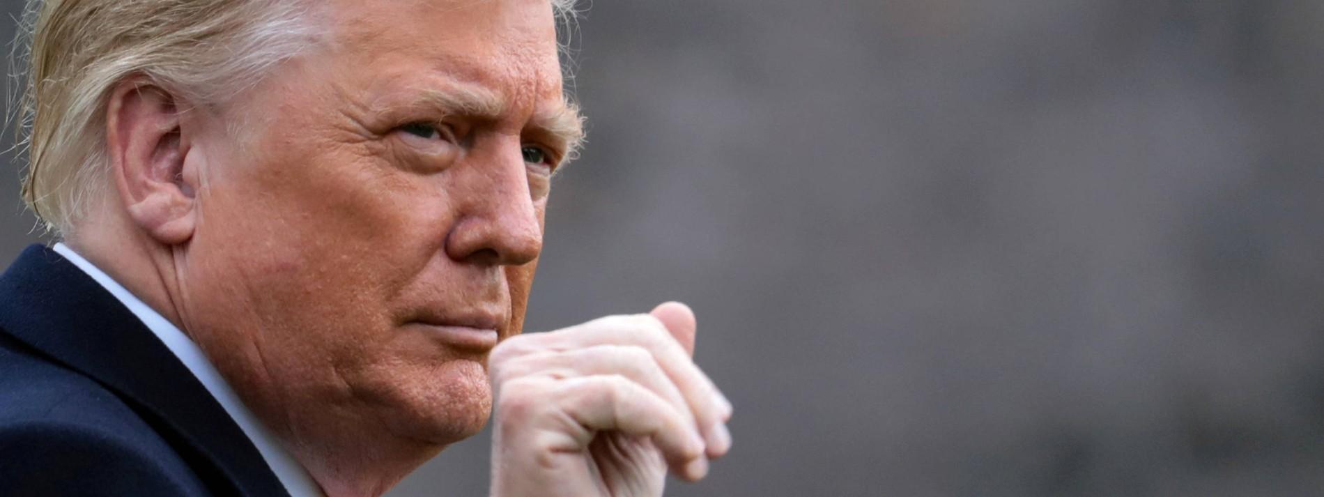 Doppelte Niederlage für Donald Trump