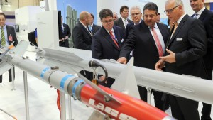 Sicherheitsrat stoppt Rüstungsexporte