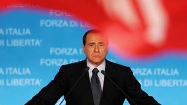 Was macht Berlusconi jetzt?