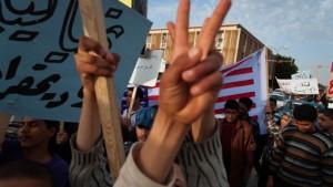 Washington plant Waffenlieferungen