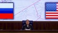 Russlands Verteidigungsminister Anatoli Antonow