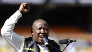 ANC schließt Julius Malema aus