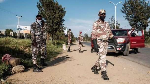 Ministerpräsident Abiy schickt Soldaten in abtrünnige Region