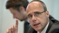 Verärgert über Berliner Vorstoß: Hessens Innenminister Peter Beuth (CDU)