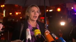 Simone Peter beklagt Rückschritte beim Klimaschutz