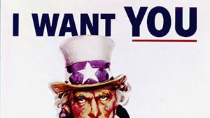 Warum ist Uncle Sams Nase so groß?