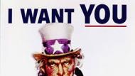 Uncle Sam, warum hast Du so eine große Nase?