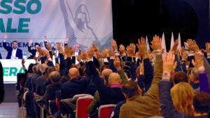 Eine Krippe für Salvini