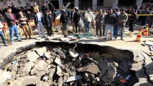 Deutsches Fernsehteam in Kairo attackiert