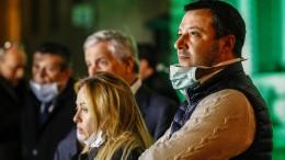 Die Wut der Italiener auf Brüssel und Berlin