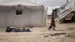 Welthungerhilfe warnt vor Katastrophe in Syrien