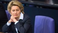 Volle Transparenz. Das fordern die Grünen von Verteidigungsministerin Ursula von der Leyen beim Sturmgewehr G36