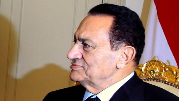 Husni Mubarak gestorben