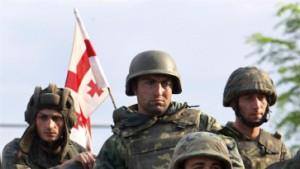 Georgien erklärt einseitigen Waffenstillstand