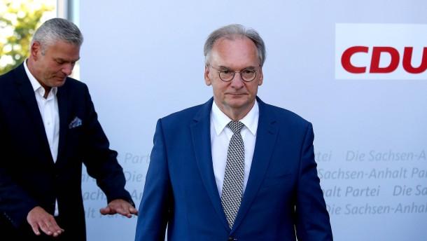 Showdown in Magdeburg