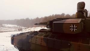 Schützenpanzer Puma endlich einsatztauglich