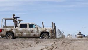 Ermittler schnappen Anführer des Juárez-Kartells