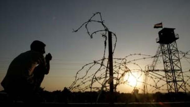 Scharon schließt Rückkehr an Gaza-Grenze aus