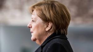 Merkel stellt sich hinter Europa-Konzept der CDU-Vorsitzenden