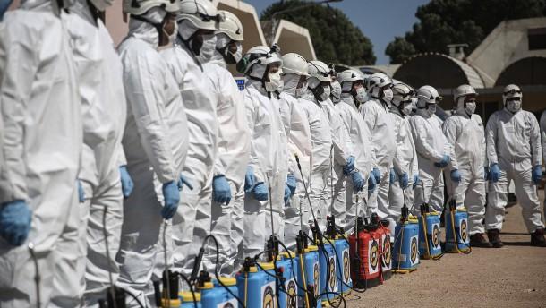 Forscher fürchten neue Konflikte wegen Coronavirus-Pandemie