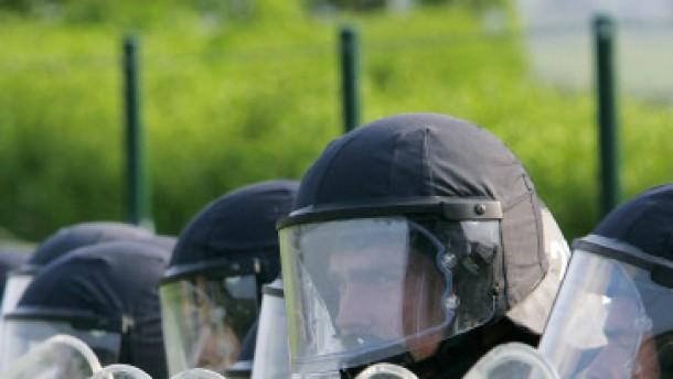 Polizei am Ende ihrer Kräfte