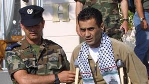 Militante Palästinenser auf dem Weg in die EU