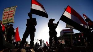 Houthi-Rebellen: Hunderte saudische Soldaten gefangen