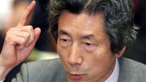 Deutschland erhöht Druck auf Japan