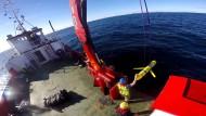 Die im Südchinesischen Meer beschlagnahmte amerikanische Unterwassersonde hatte für Verstimmungen zwischen Washington und Peking gesorgt.