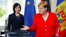 """Merkel will neuen Verteidigungsminister """"sehr schnell"""" finden"""