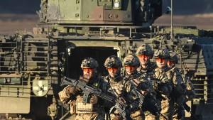 Deutschland übernimmt Führung der Nato-Speerspitze