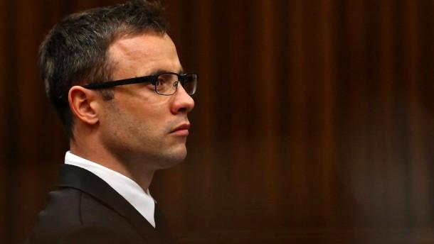 Oscar Pistorius muss vorerst weiter im Gefängnis bleiben