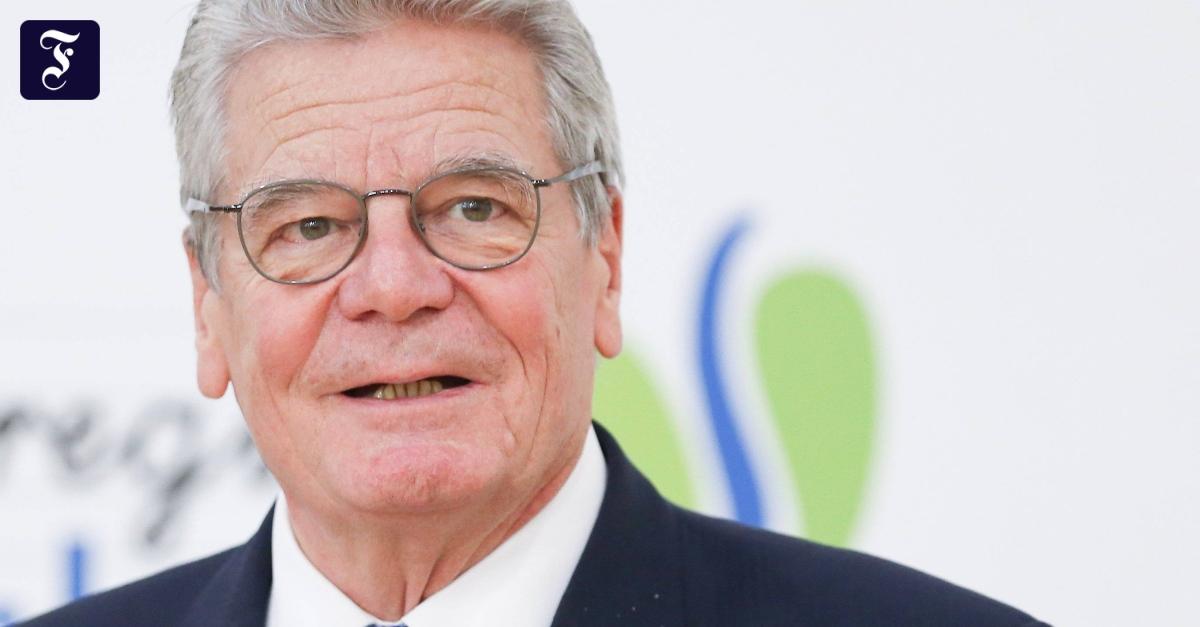 """AfD-Ausgrenzung: Gauck für """"erweiterte Toleranz in Richtung rechts"""""""