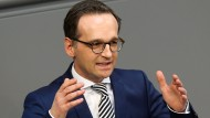 Maas fordert demokratische Kontrolle des BND