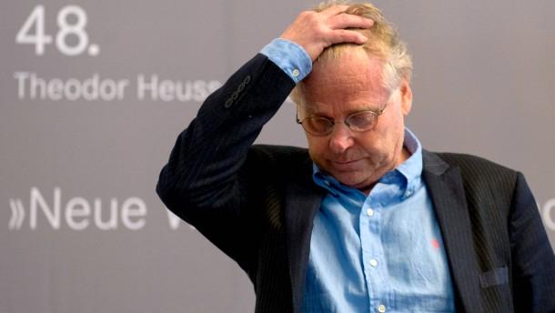 Proteste bei Auszeichnung Cohn-Bendits