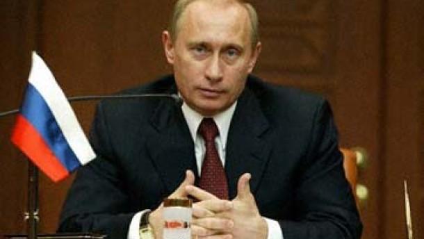 Putins Angst  vor der Ohnmacht