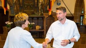 CDU-Kandidat wird Saarbrücker Oberbürgermeister