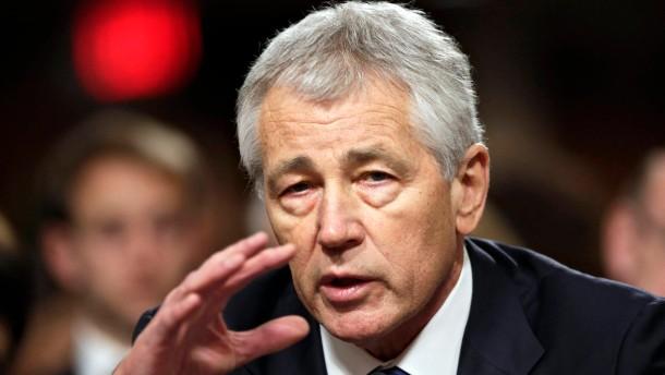 Senat bestätigt Hagel als Verteidigungsminister