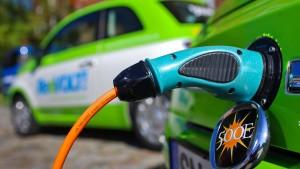 Die Zukunft des Elektroautos