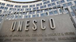 Nach Vereinigten Staaten tritt auch Israel aus Unesco aus